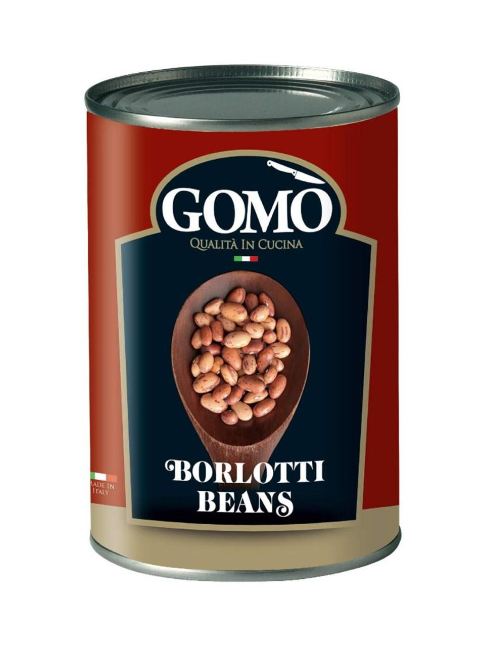 Borlotti Beans Tinned - 400g