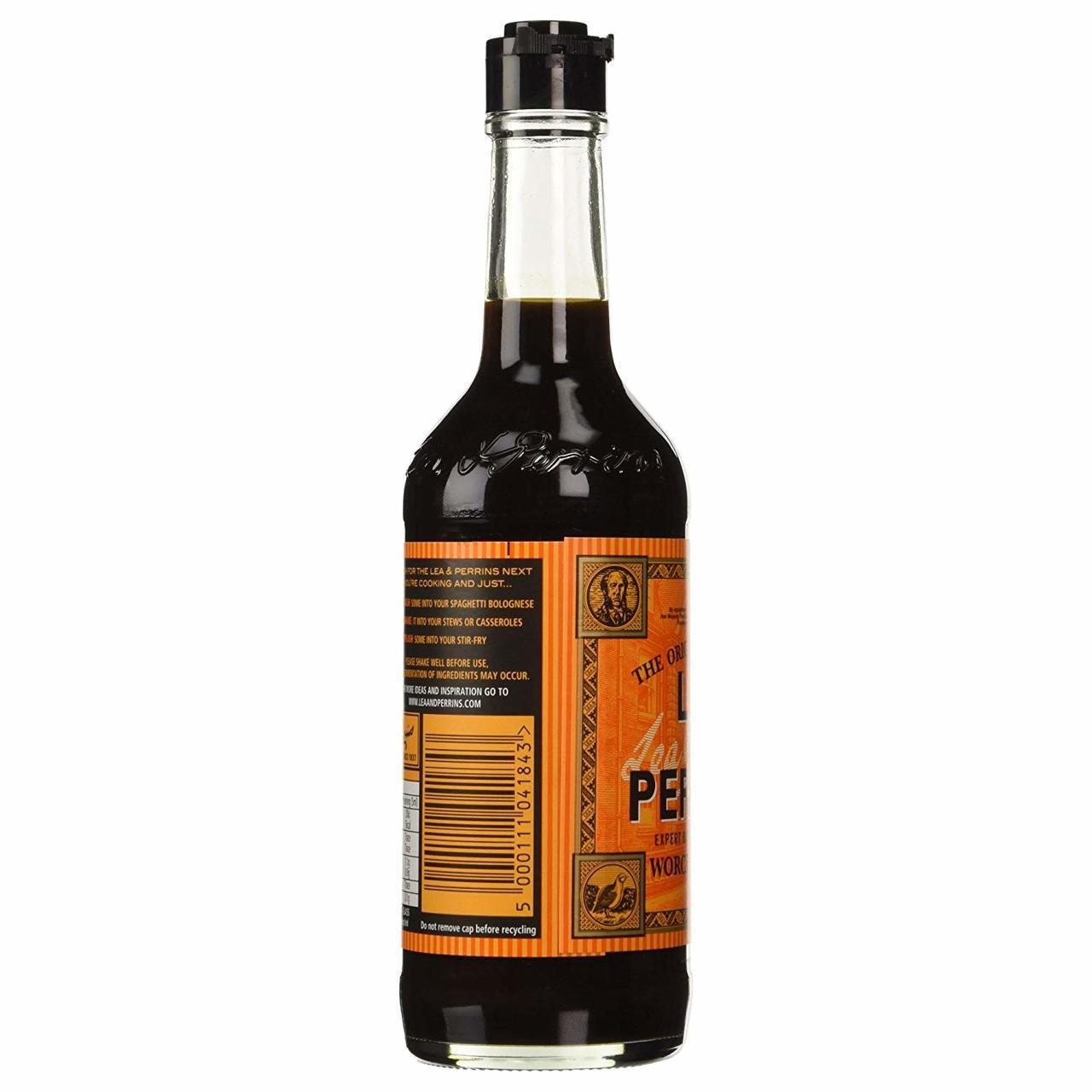 Worcester Sauce Lea & Perrins 150ml