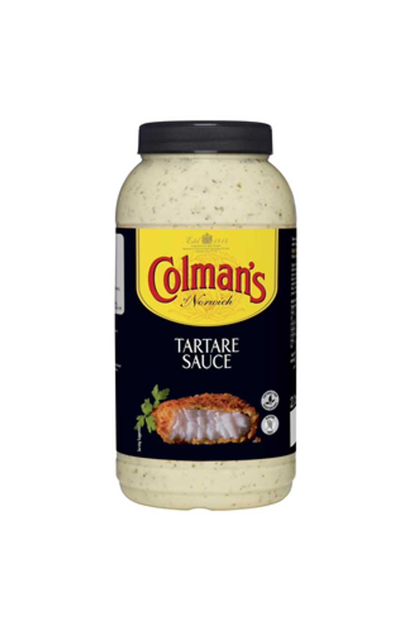 Colman's Tartare Sauce - 2.25lt