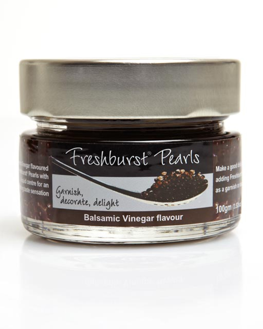 Freshburst Pearls Balsamic Vinegar 100g