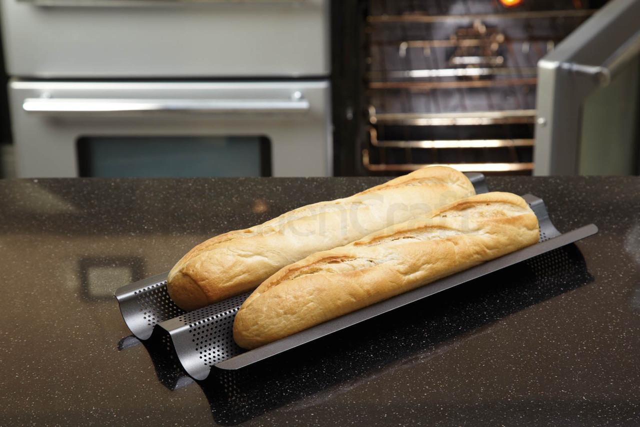 Crusty Bake Baguette Tray 39cm
