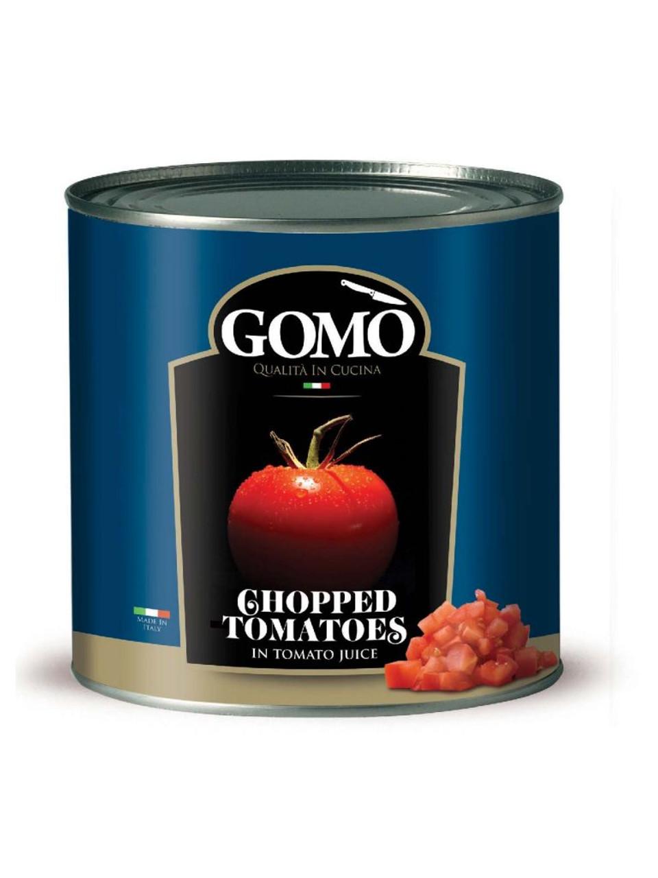 Gomo Chopped Tomatoes 2.5kg