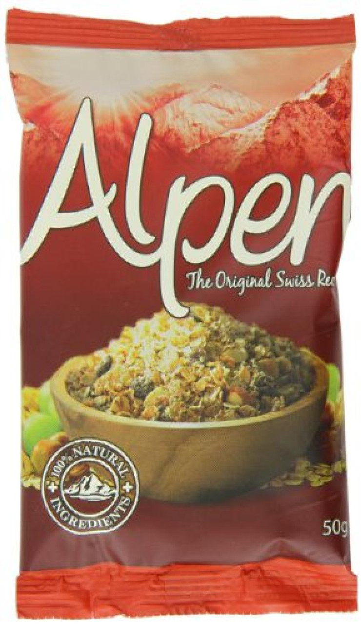 Alpen Original Portion Packs 30 x 50g - TOO