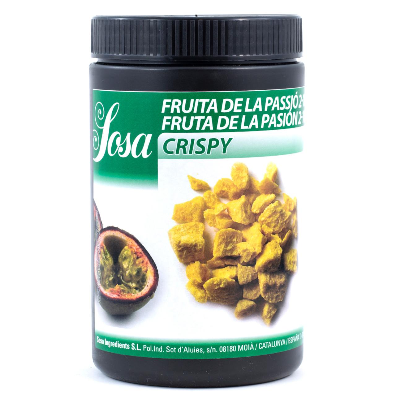 Sosa Crispy Passion Fruit 200g