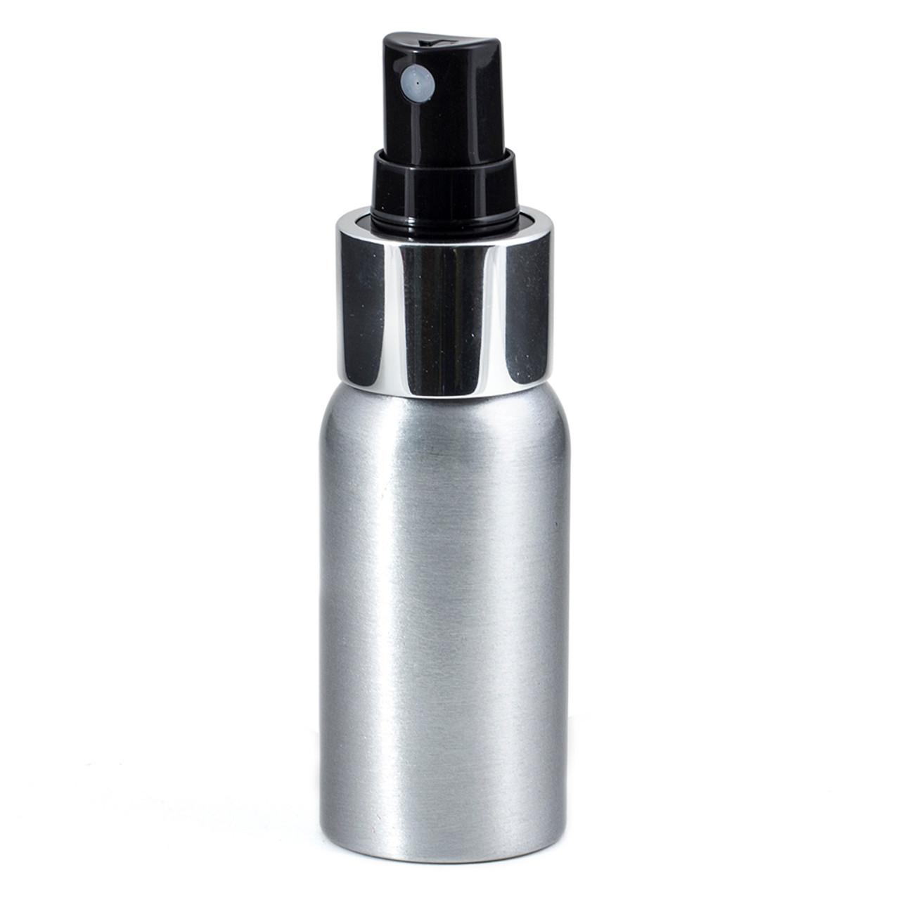 Pump Spray Bottle 30ml - Aluminium