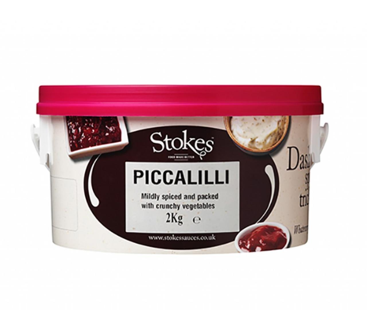 Stokes Piccalilli 2kg
