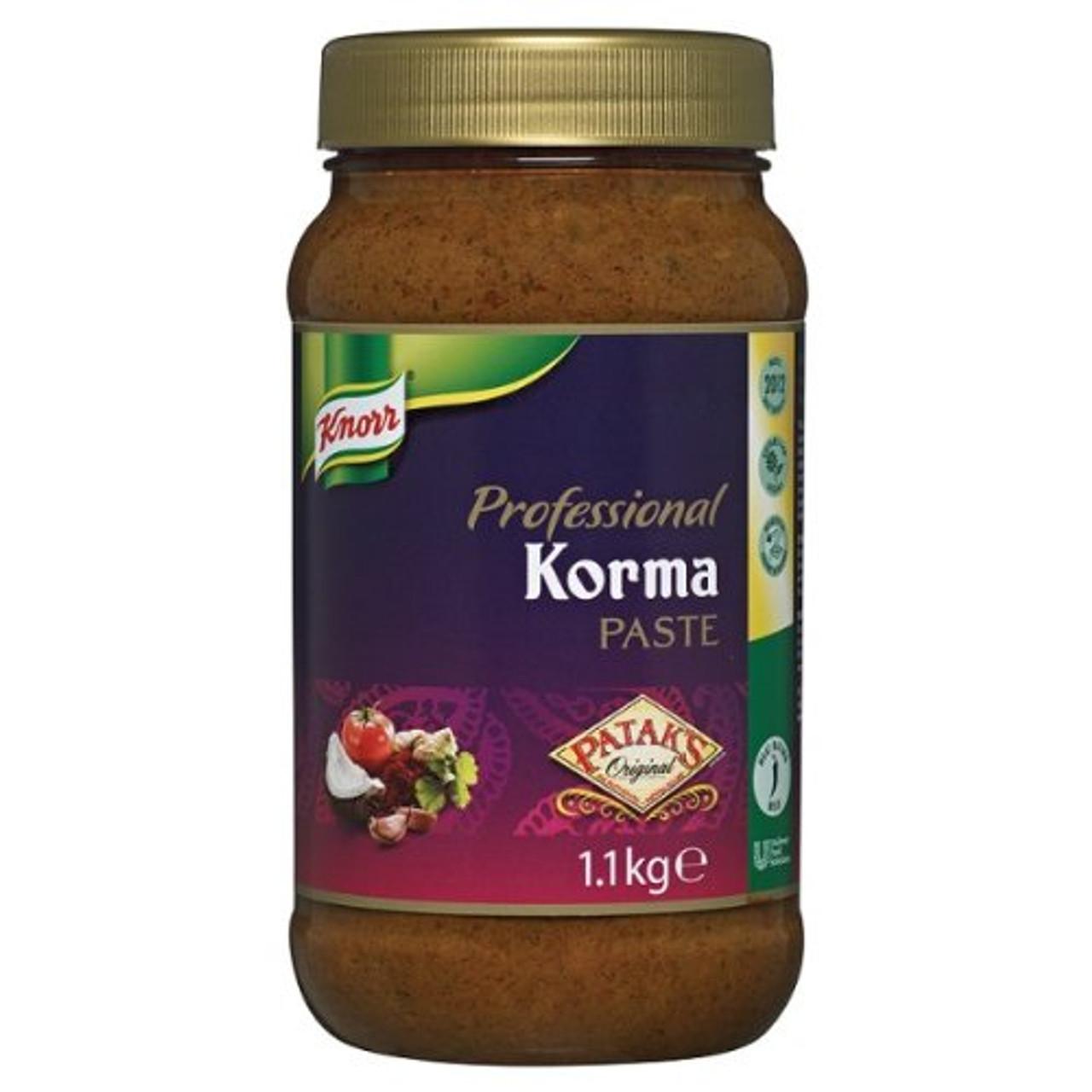 Knorr Korma Paste 1.1kg