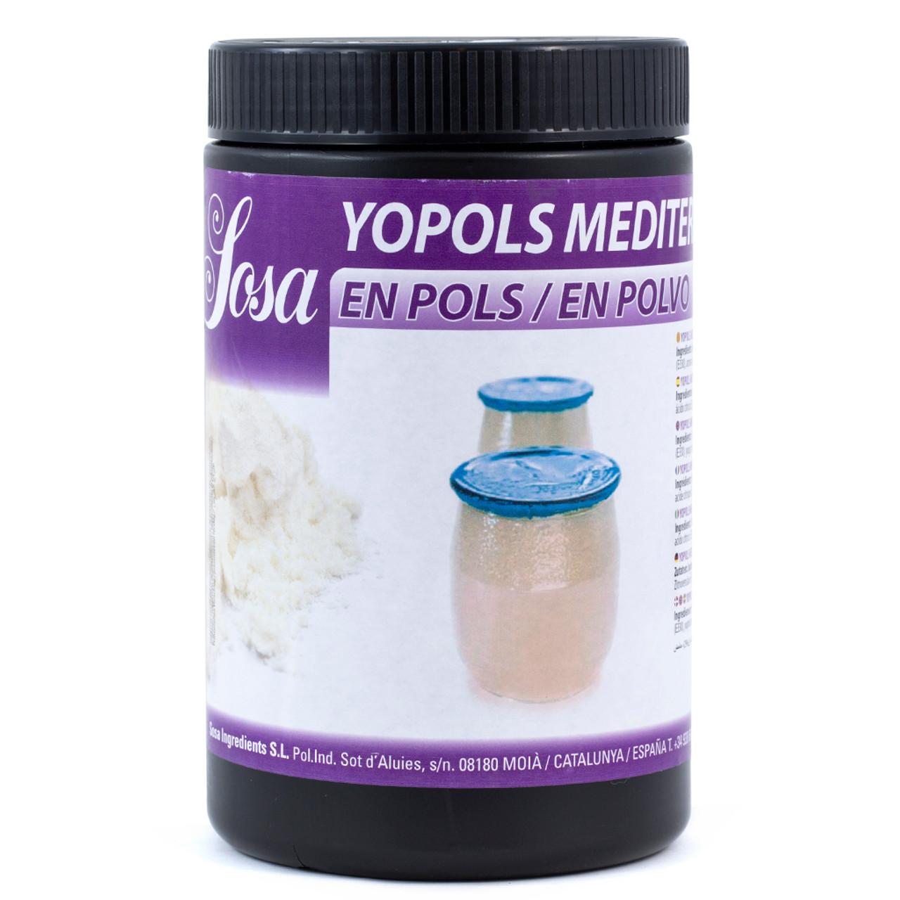 Sosa Acidic Yoghurt Powder 800g
