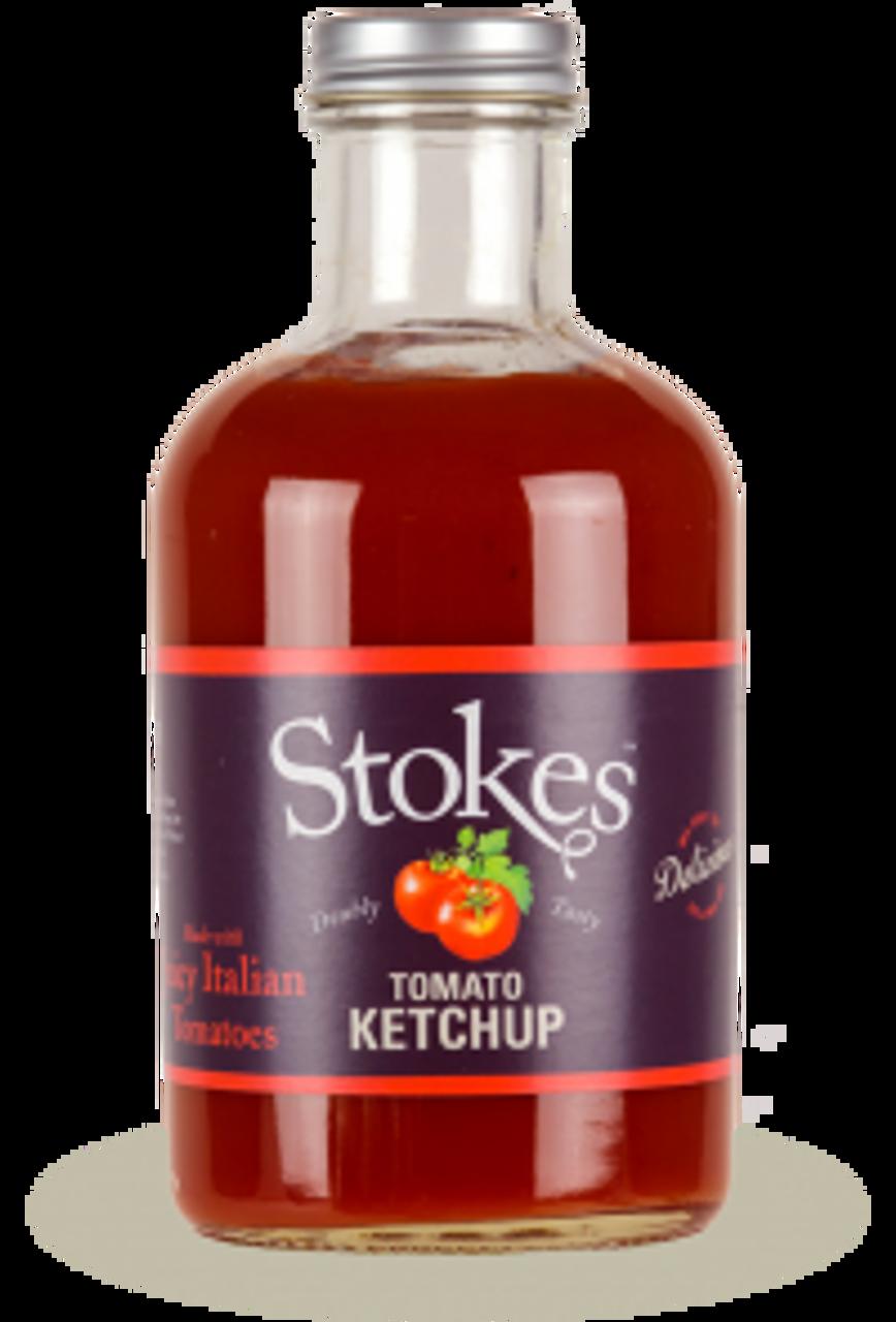 Stokes Tomato Ketchup 300g