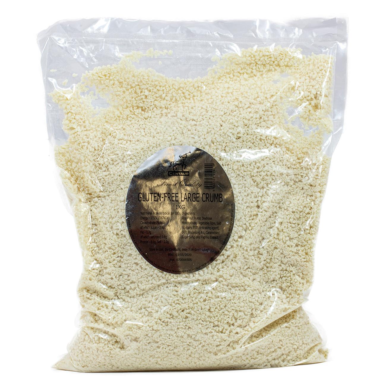 Gluten Free Large Crumb 1kg (panko)