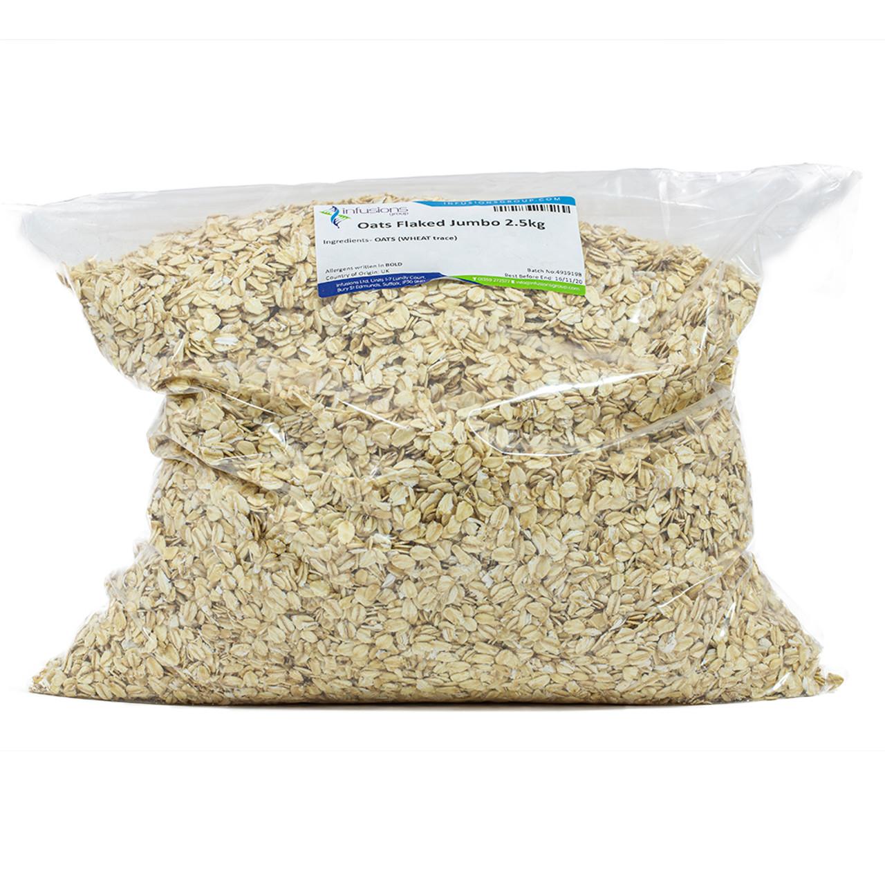 Oats Medium Flaked 2.5kg