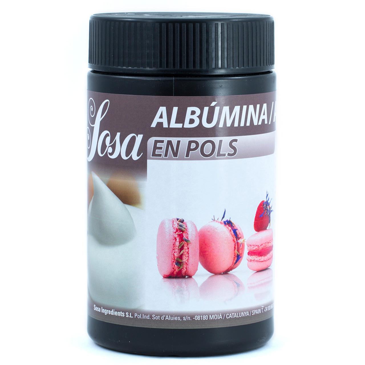 Sosa Albumin Powder (egg white) 500g