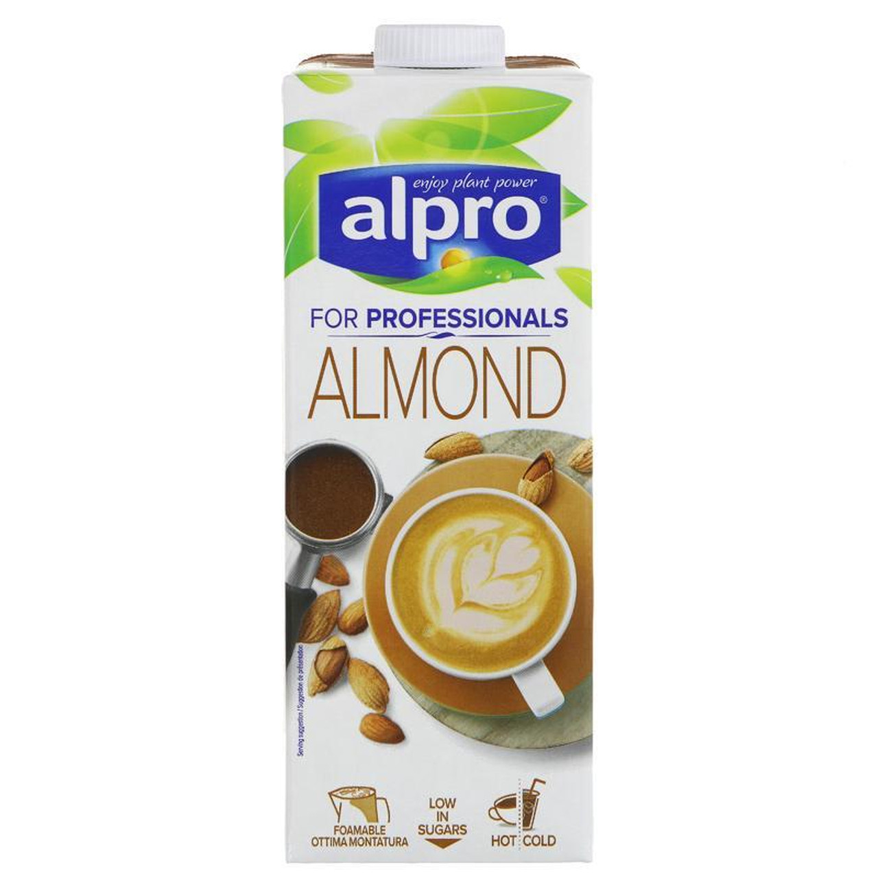 ALPRO PROFESSIONAL ALMOND MILK 1L