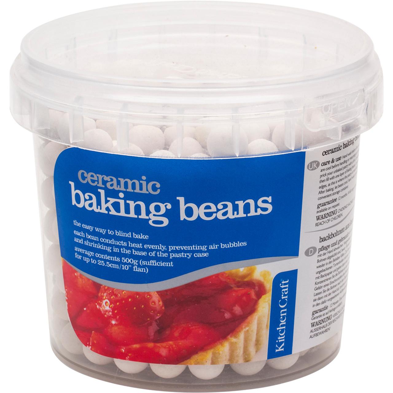 Ceramic Baking Beans 600g