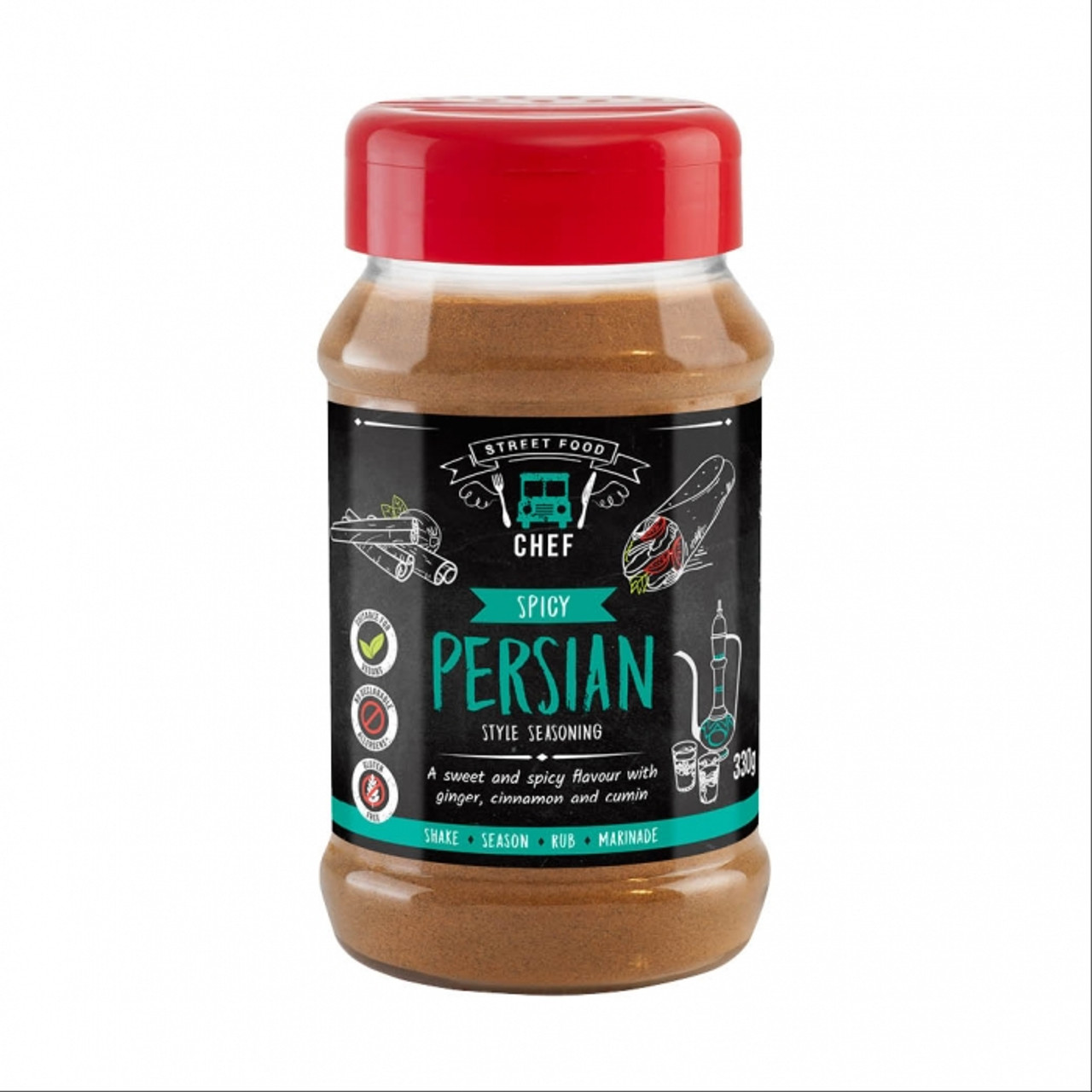 ESSENTIAL CUISINE PERSIAN SEASONING 330g