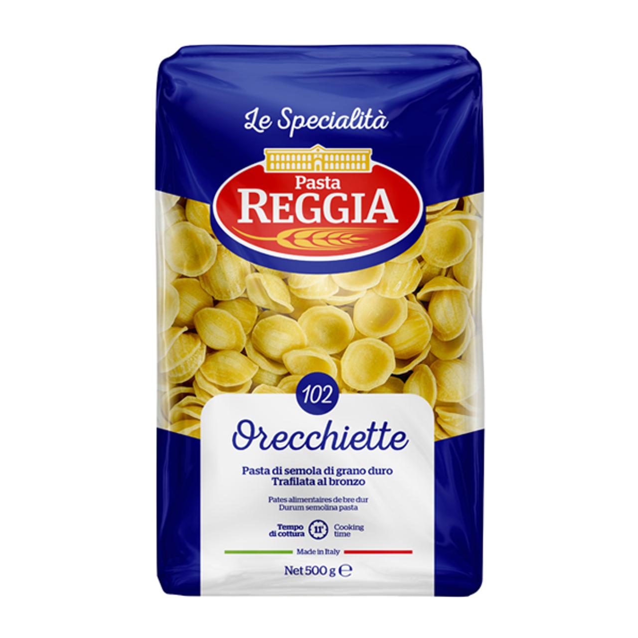REGGIA PASTA ORECCHIETTE 500g