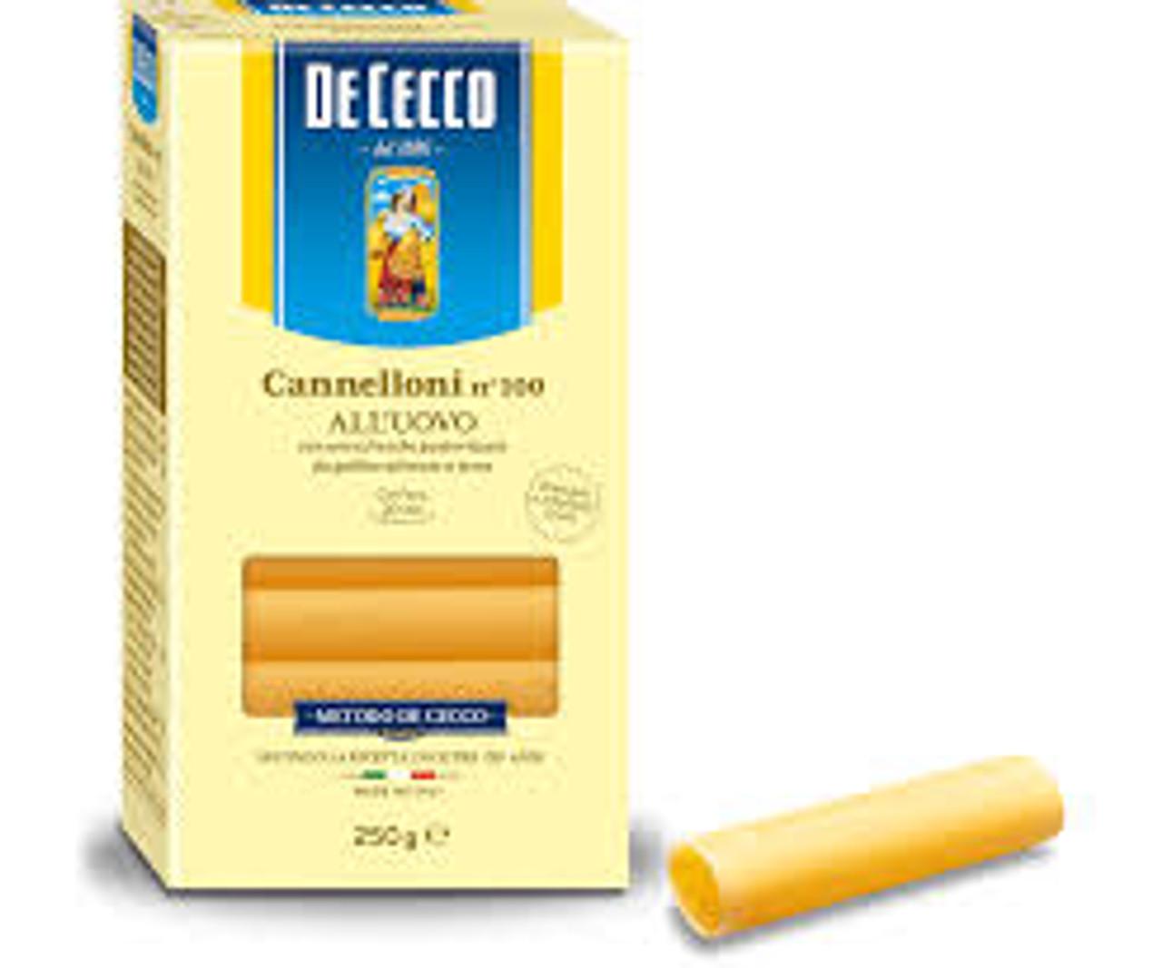 DE CECCO CANNELLONI 250g