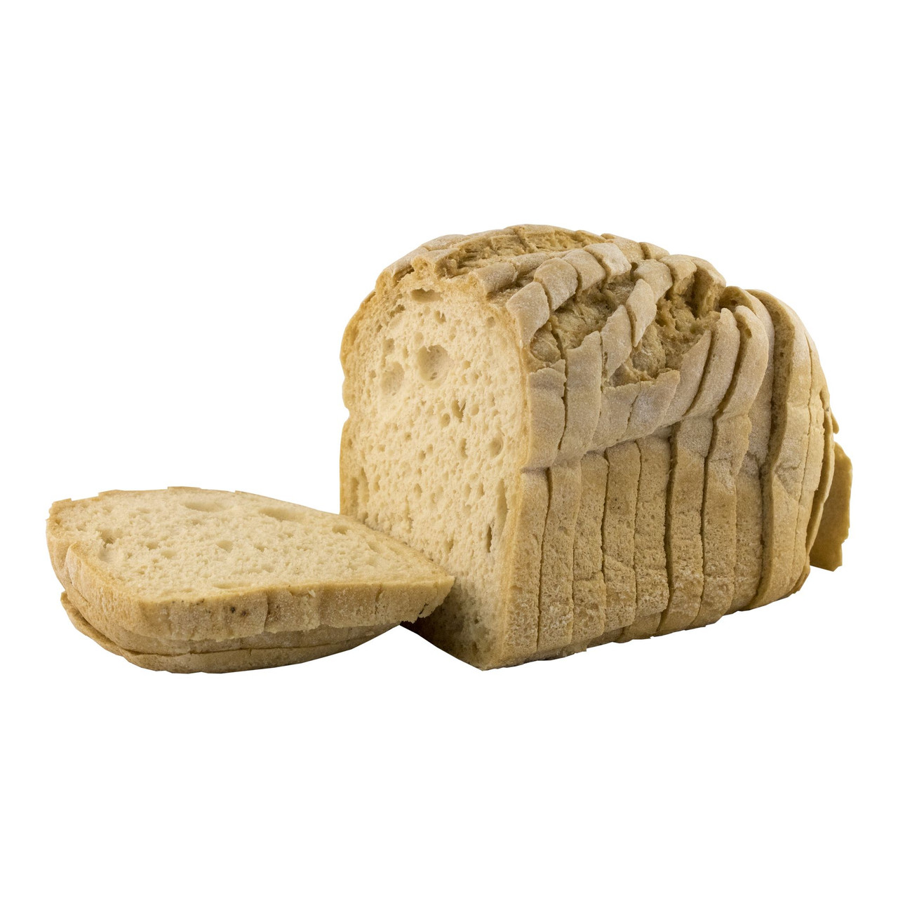 GLEBE FARM GLUTEN FREE BROWN SLICED LOAF 400g