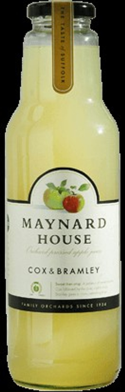 MAYNARD HOUSE COX & BRAMLEY APPLE JUICE 750ml