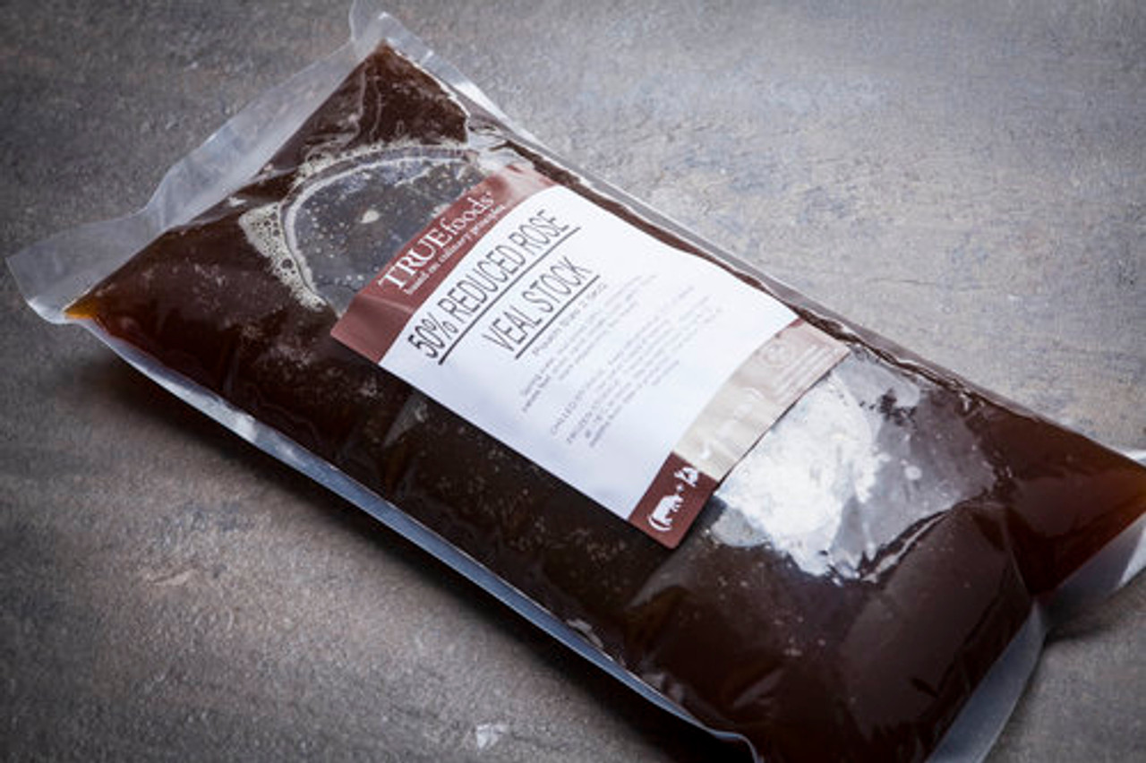 TRUEfood 50% REDUCED VEAL STOCK 2.5kg
