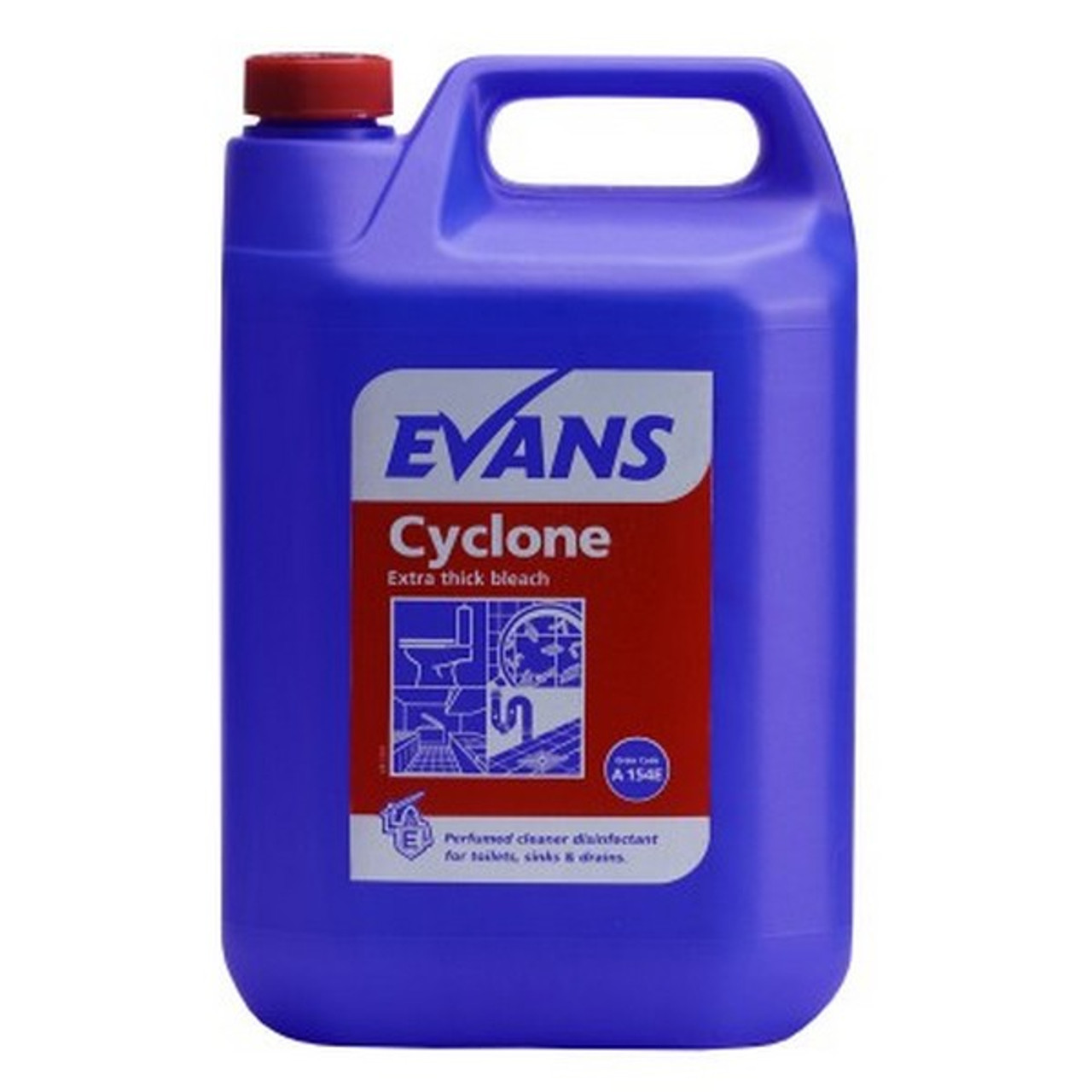 BLEACH EXTRA THICK CYCLONE 5L