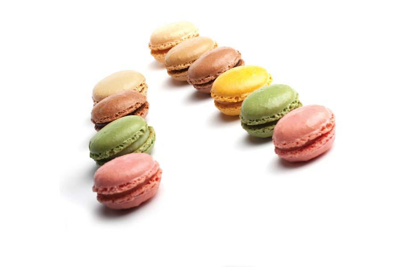 MACARONS PIDY ASSORTED 220pc's