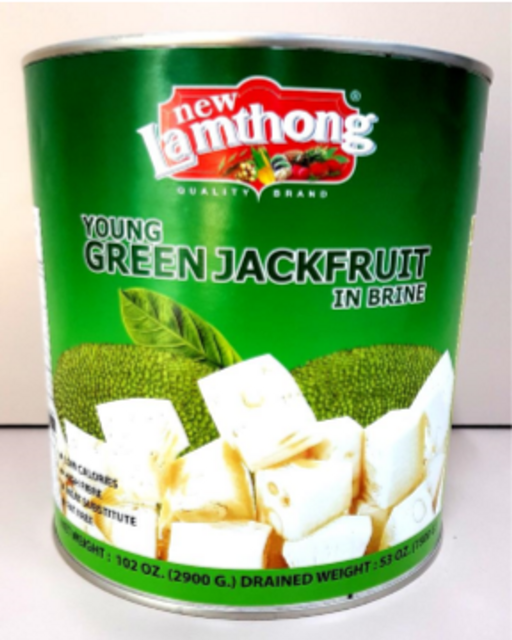 YOUNG GREEN JACKFRUIT IN BRINE 540g