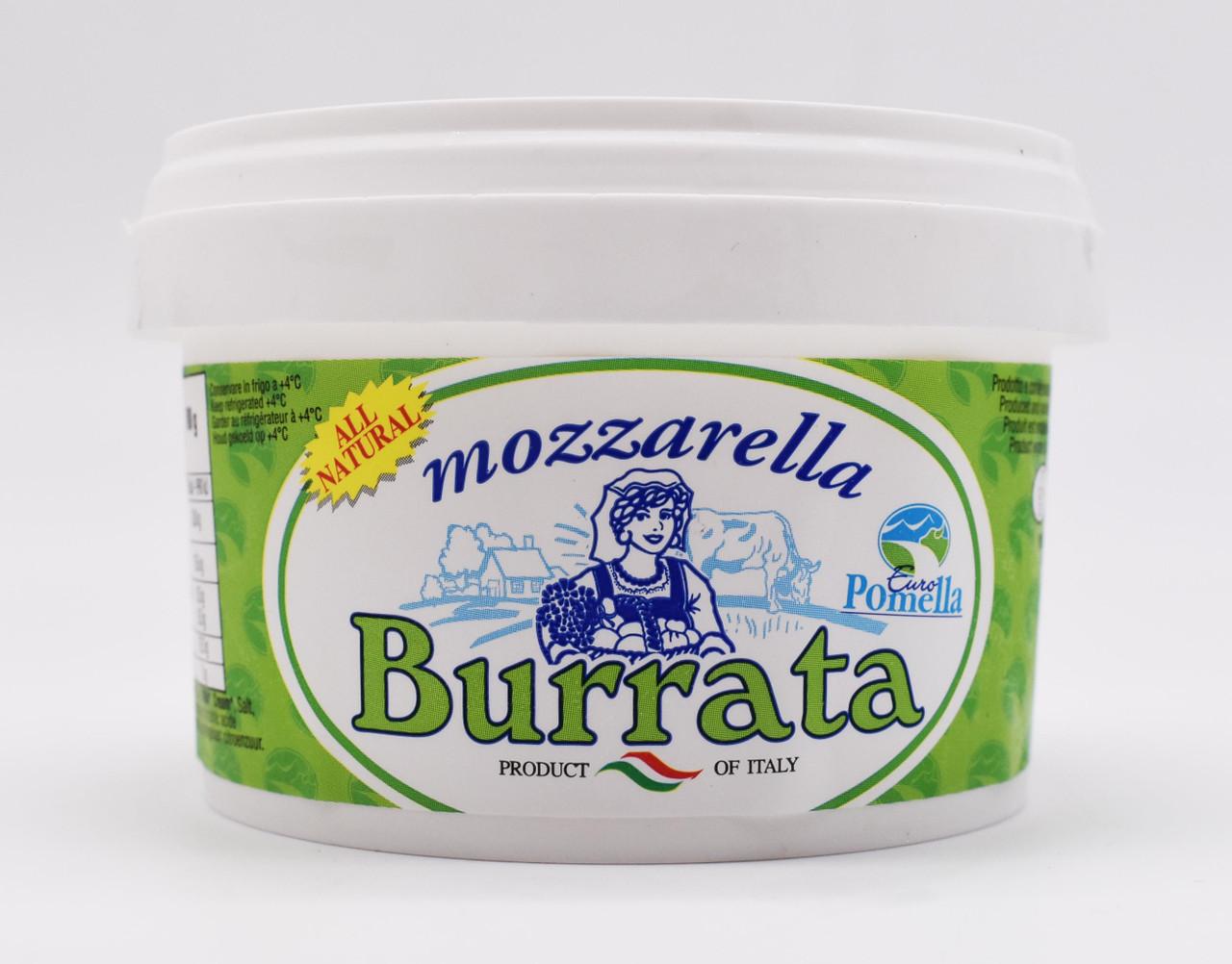 BURRATA MOZZARELLA 125g - FROZEN