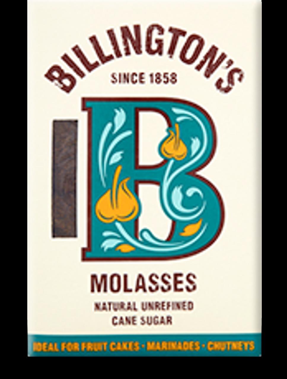 BILLINGTONS MOLASSES SUGAR UNREFINED 500g
