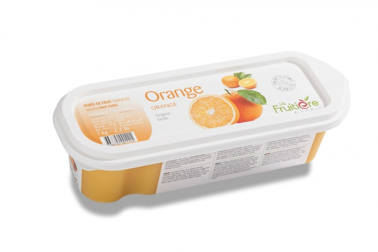 BOIRON ORANGE PUREE FROZEN 1kg