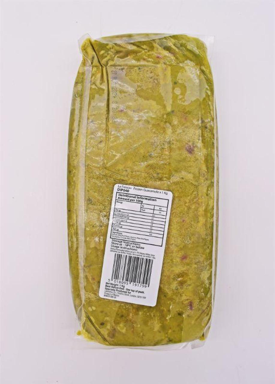 LA FRESCA GUACAMOLE FROZEN 1kg