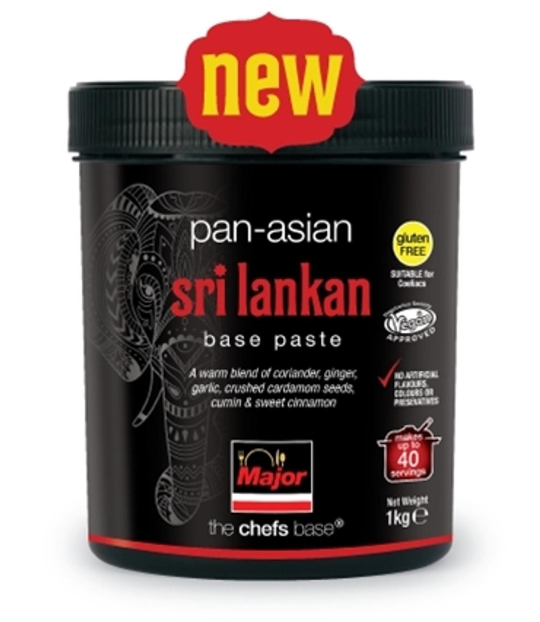 MAJOR PAN- ASIAN BASE SRI LANKAN 1kg