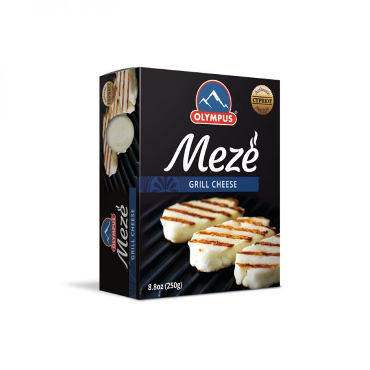 OLYMPUS MEZE GRILL CHEESE 250g (HALLOUMI STYLE)