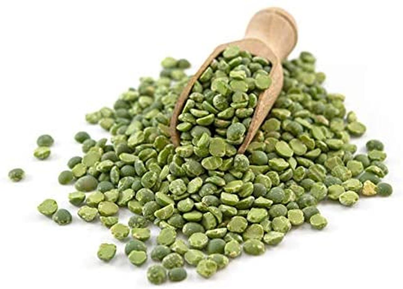 GREEN SPLIT PEAS DRIED 2.5kg