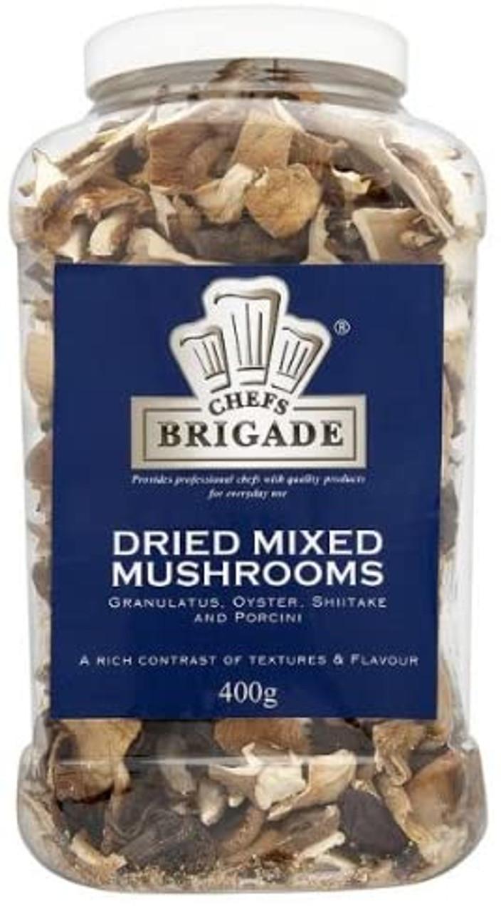 CB - Dried Mixed Mushrooms - 400g