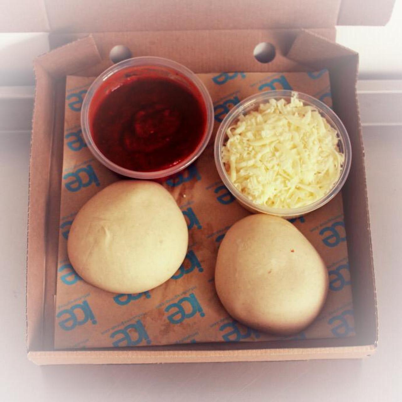 Pizza @ Home - ICE 'n' Simple Kit