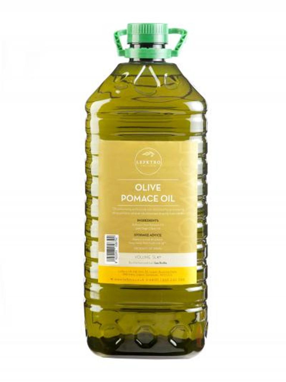 Olive Pomace Pure Oil 5L