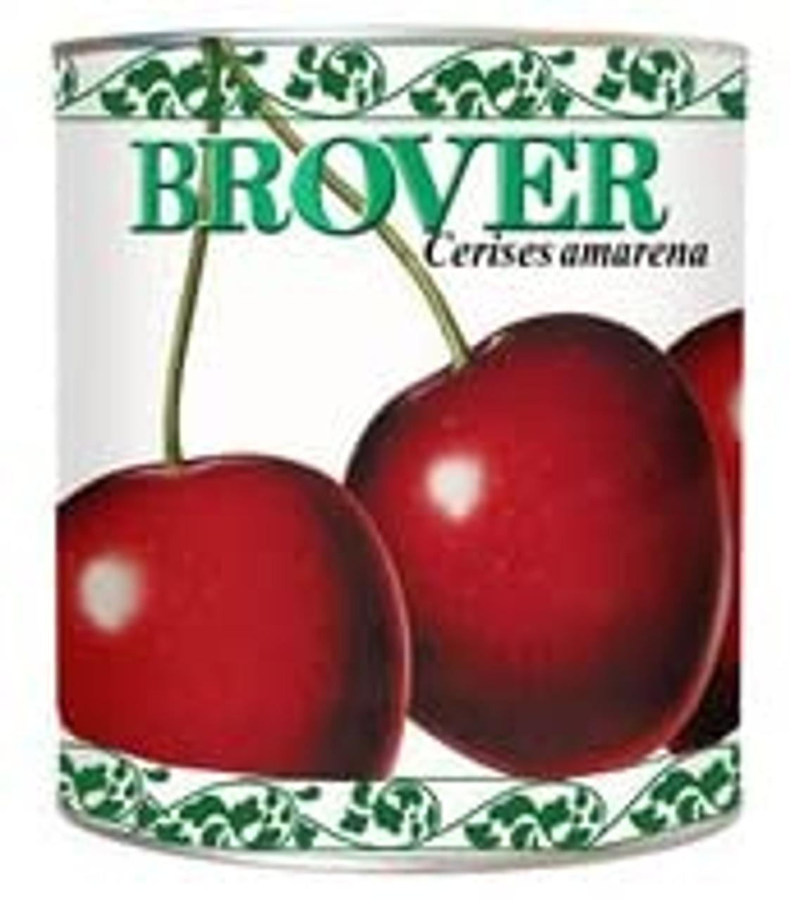 BROVER - AMARENA CHERRIES - 2.75KG