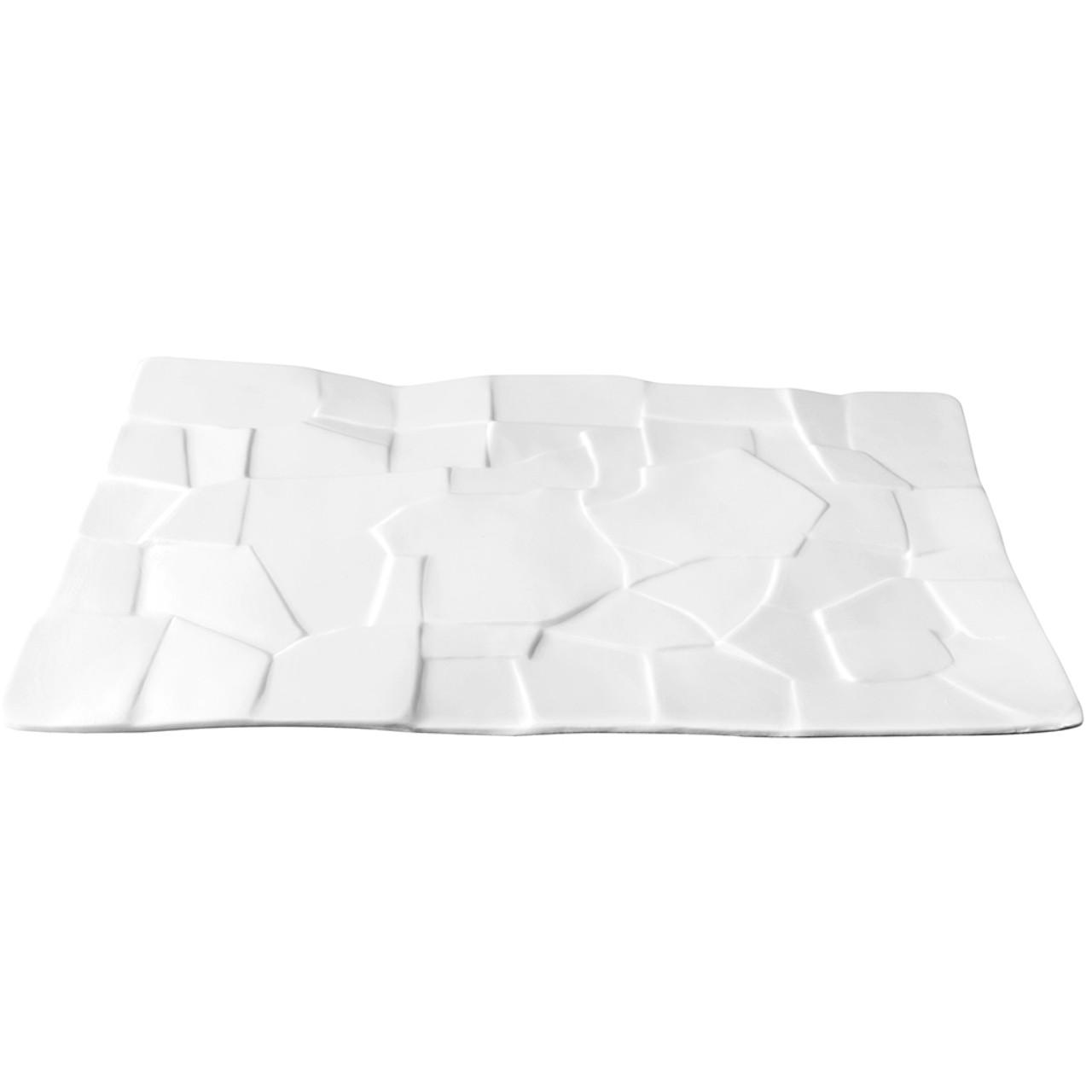Trencadis Porcelain Plate Rectangle 33cm x 20cm