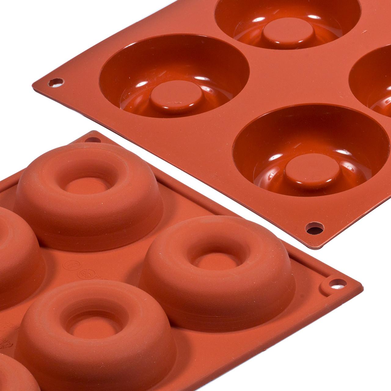 Silicon Mould - Savarin x 8's