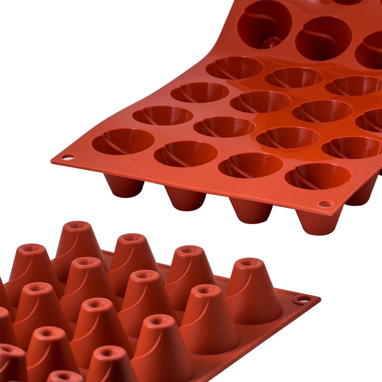 Silicon Mould - Volcano x 24's