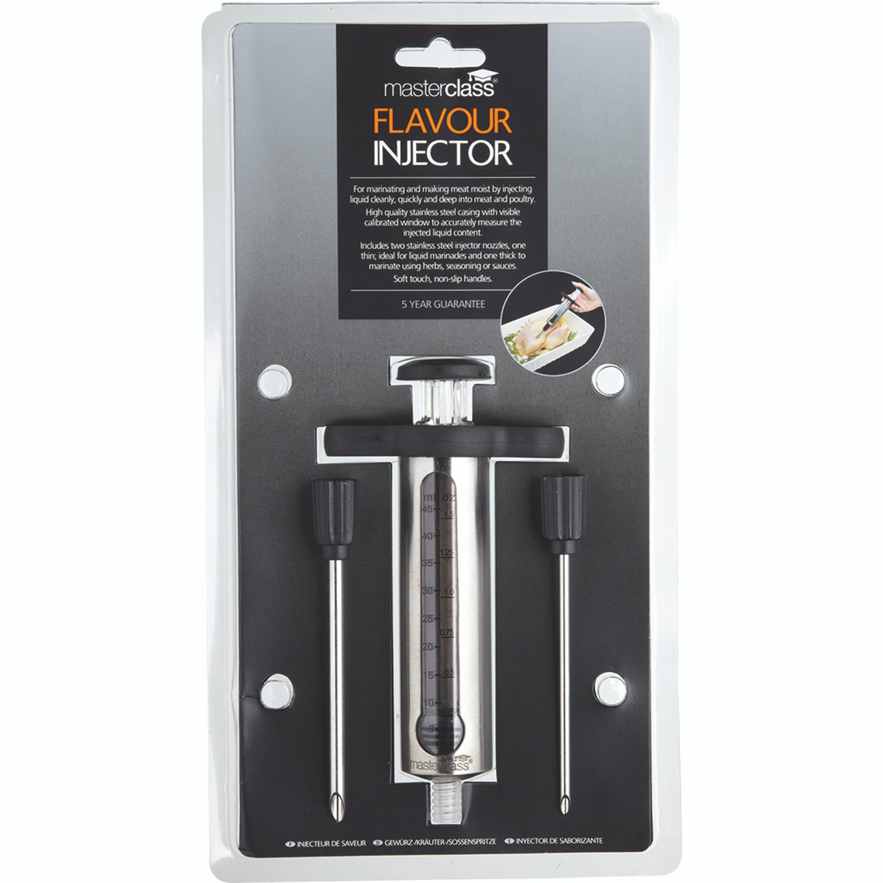 Injector Flavour