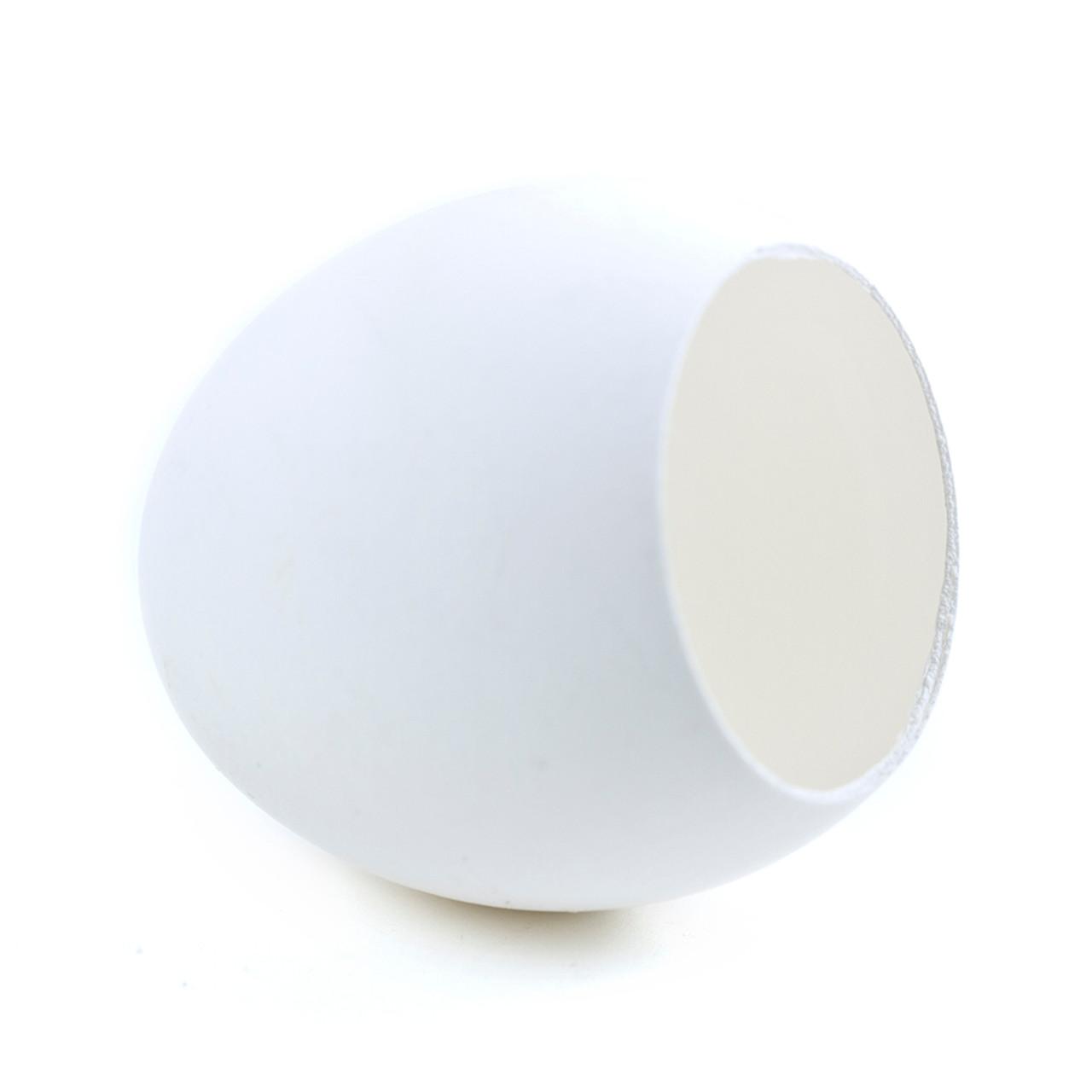 Egg Shell White x 6