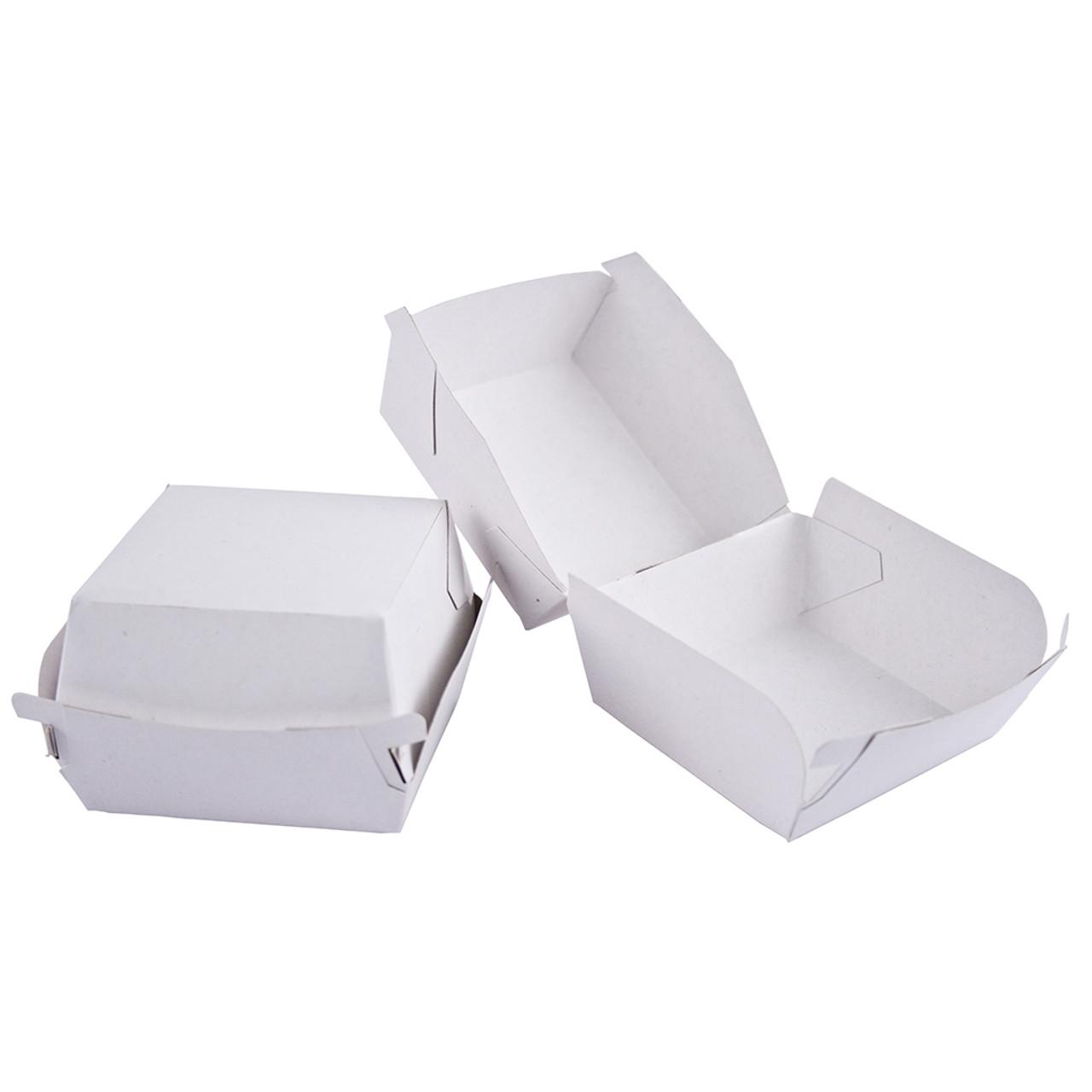 Mini Burger Box - 100's