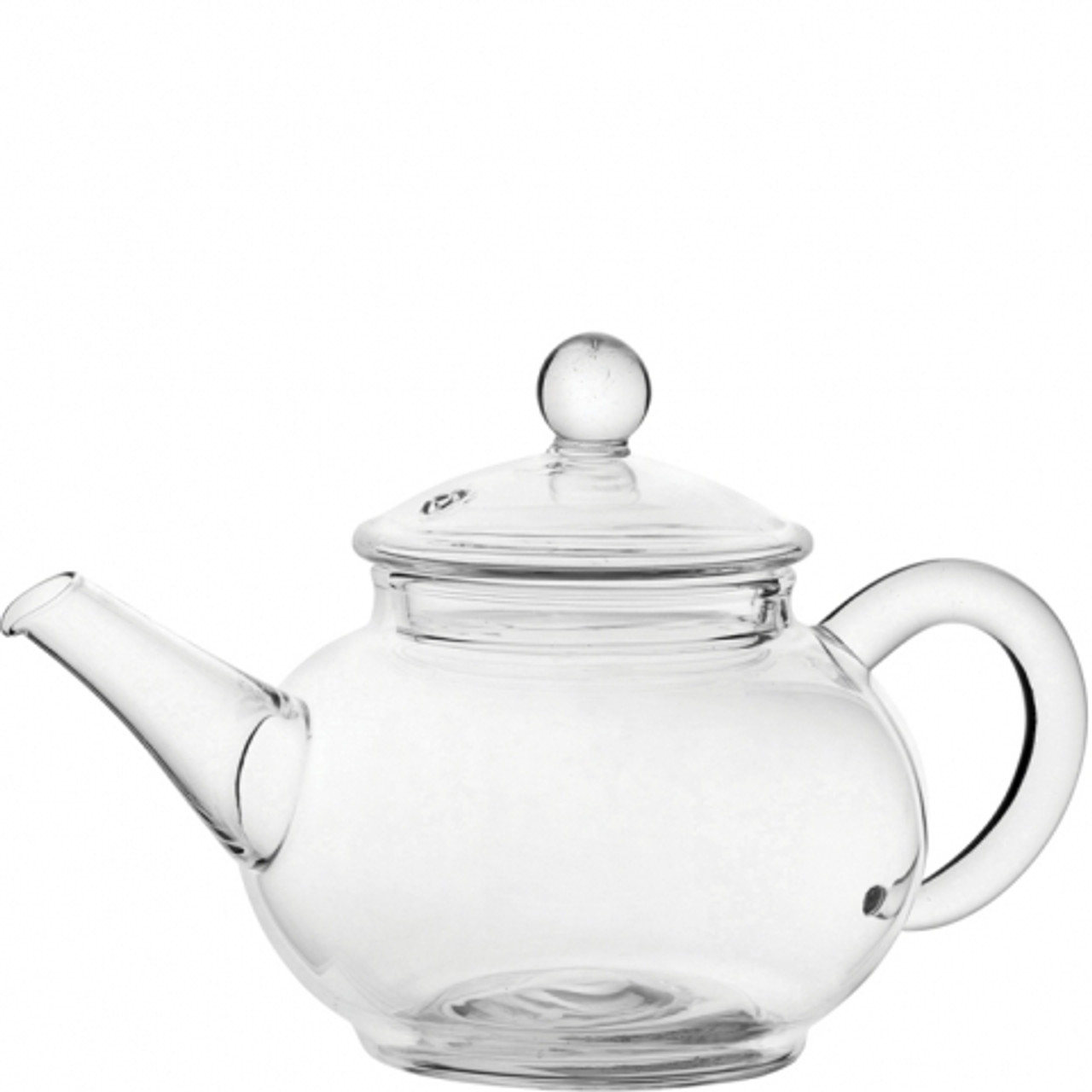Mini Glass Crystal Teapot