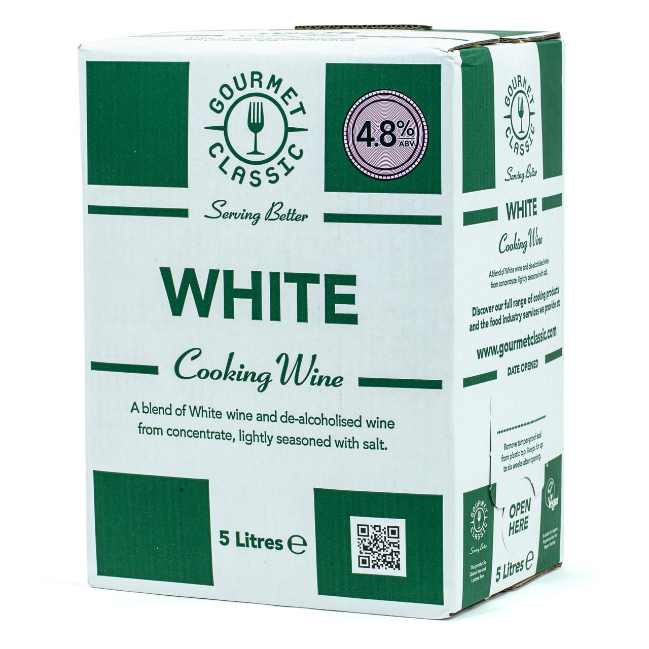 Gourmet Classic Italian White Wine 5L