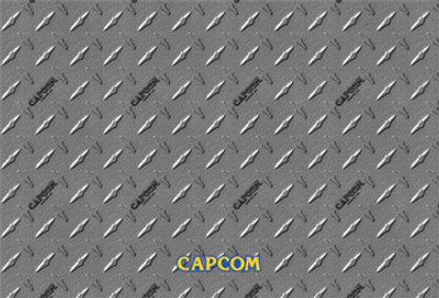 Capcom Diamond Plate Control Panel Overlay