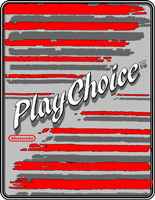 Playchoice Video Arcade Side Art