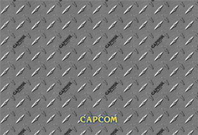 Capcom Diamond Plate Control Panel Overlay
