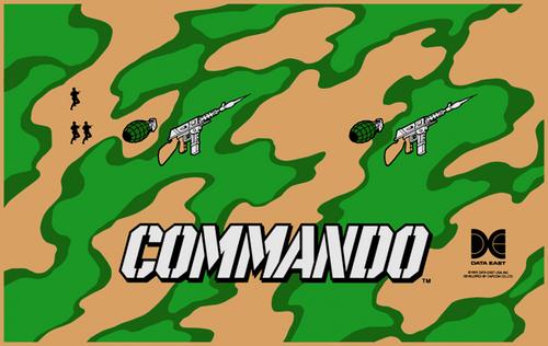Commando Control Panel Overlay